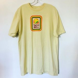 Tops - ❤️ Oversized Taco Bell T-Shirt (XL)